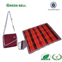 Wholesale Fashion Bag Type Thickened Damp proof Picnic Mat multiple Size and Multicolor