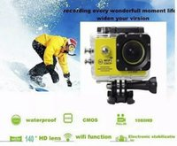 SJ7000 Action Camera Wifi 2.0 pouces LTPS LED HD 1080P Sports Waterproof DV Extreme Mini Cam Recorder Marine Diving Nouvelles caméras JBD-N3