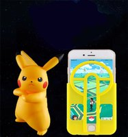 Wholesale Iphone Game Silicone Case - New Arrival Creative Games Poke Go Mobile Phone Sight Catcher Pocket Monsters Case Cover for IOS Device