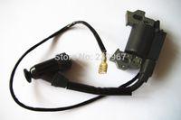 бесплатные газонокосилки оптовых-Катушка зажигания для китайских 1P64F 1P65F 1P68F 1P70F газон двигатель косилки бесплатная доставка