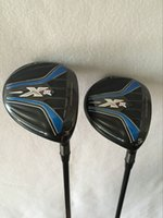 Golfclubs XR Fairway Holz 3 # 5 # R / S Graphit Welle 2PCS XR Golf Woods Rechte Hand