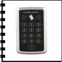 Wholesale Em Proximity Card - Wholesale-RFID Proximity Card Access Control System RFID EM Keypad Card Access Control Door Opener