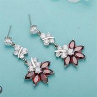 Orange Crystal Chandelier Earrings Online Wholesale Distributors ...