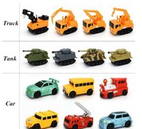 Mini Magic Pen Induktive Fangle Vechicle Spielzeug Kinder Auto LKW Tank Auto Spielzeug Factory Direct Large Stock Ship in 2 Tage