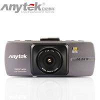 "Wholesale Dash Cams For Cars - Original Anytek A88 2.7"" Car DVR Driving Recorder Dash Camera recorder G-sensor Vehicle Camera Car Dash Cam for Sedan Universal"