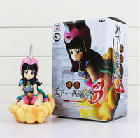 Wholesale z scale - Dragon Ball Z Chichi Action Figure 1 9 scale painted figure Chichi Doll PVC ACGN figure Toy 14cm Free Shipping