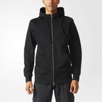 Wholesale Stylish Sports Jackets - 2017 autumn Men's XBYO SPORTSWEAR TRACK PULLOVER HOODIE CREW SWEATSHIRT stylish leisure sports Running clothes fitness training jacket coat