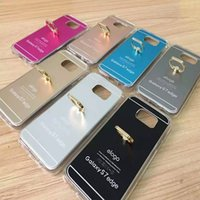Wholesale Elago Cases - Elago TPU hardware ring lightweight for iphone6 phone shell wear-resistant mobile phone protection shell for iPhone 6