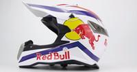 Wholesale Motorcycle Helmet Kids - Wholesale casco capacetes motorcycle helmet atv dirt bike cross motocross helmet also suitable for kids helmets 10 colors