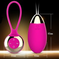 10 Frequency Wireless Remote Vibrating Egg G spot Vibrator In Adult Games, Эротические секс-игрушки для женщин Мастурбация