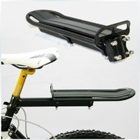 Wholesale Aluminum bike rear rack bicycle rack bike mudguard bicycle accessories cycling Light bicicleta stand