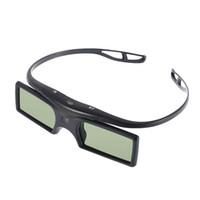 óculos 3d ativo samsung venda por atacado-Gonbes G15-DLP BT Bluetooth Óculos 3D Active Shutter para Samsung / para Panasonic para Sony 3DTVs Universal TV 3D Óculos Mais Novo