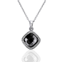 5pcs Новый дизайн Европейский Nacklace Platinum Plated Crystal Pendant Chain Pretty Girl Jewelry Бесплатная доставка