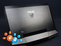 """Wholesale Asus Laptop Skin Cover Carbon - KH Laptop Special Carbon Crocodile Snake Rust Leather Cover Sticker Skin Protector For Asus G751-GFX71 17"""""""