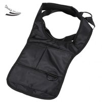 Высокое качество Anti-Theft Hidden Underarm Shoulder Bag Holster Black Nylon Multifunction Redalex Inspector Shoulder Bag