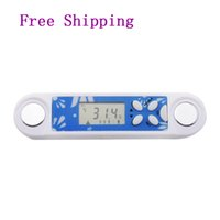 Wholesale Digital Health Analyzer - Free Shipping New Arrival Hgih Quality Handy Mini LCD Digital Health Monitor Body Fat Meter Analyzer Body Fat Analyzer