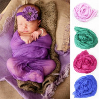 100 180cm newborn photography props baby kids nubble polyester wraps maternity scarf hammock swaddlings women shawl for 0 4m baby hammock photography prop canada   best selling baby hammock      rh   m ca dhgate