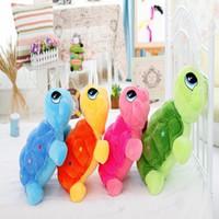 Wholesale Plush Toy Turtle 35cm - Baby toys turtle eyes plush toy doll pillow sleeping pillow children couple birthday baby toys 88