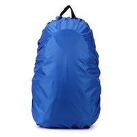 Wholesale Outdoor Backpack Raincoat - Waterproof Raincoats for backpack Travel Camping Hiking Outdoor Cycling School Backpack Luggage Bag Rain Cover 5 Colors