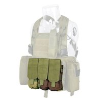 Wholesale Tactical Vest Bags - CS Wargame Tactical Vest Pouch Sport Outdoor Hunting Pouch Athletic Bags CL6-0099