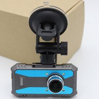 Wholesale V8 Video Camera - Perfect V8 night vision car DVR camera digital video Record 2.7 inch LCD 140 degree angle full HD car recorder