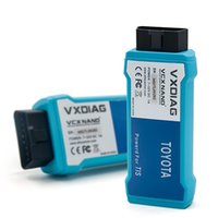 Wholesale Sae J2534 - WIFI Version VXDIAG VCX NANO for TOYOTA TIS Techstream V10.30.029 Compatible with SAE J2534 Wireless Car Diagnostic Tool