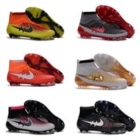 Wholesale China Soccer Cleats - hot sale Superfly CR7 Soccer shoes many colors football Shoes magista obra ACC Soccer cleats mens sports shoes china free shiping
