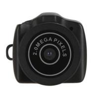 Wholesale Worlds Smallest Digital Camera - Spy Mini Camera Y2000 720P HD Webcam Video Voice Recorder Micro Cam Smallest Camara Hidden Digital Mini Cam the world smallest