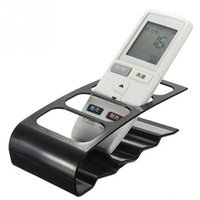 Wholesale Tv Remote Caddies - New Hot TV DVD VCR Remote Control Mobile Phone Holder Stand Storage Caddy Organizer
