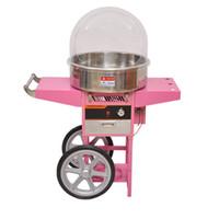 elektrische zuckerwatte maschine großhandel-Automatische Zuckerwatte-Maschine / Blume Zuckerwatte-Maschine / Zuckerwatte-Hersteller / elektrische Zuckerwatte-Maschine Suger Verkauf aus China