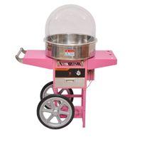 máquina de hilo de algodón de azúcar al por mayor-Máquina automática de algodón de azúcar / máquina de flor de algodón dulce / fabricante de hilo de caramelo / máquina eléctrica de algodón de azúcar suger venta de China