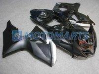 Wholesale Gsx R Matte Black - Matte&gloss black Fairing kit for SUZUKI GSXR1000 09 10 GSX-R Injection mold GSXR 1000 K9 2009 2010 Fairings set