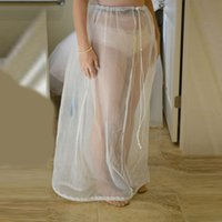 Wholesale Toilet Water - Cheap Gather Skirt Slip Bride's Buddy To Save Your Wedding Dress From Toilet Water Convenient Bridal Friend