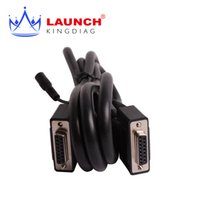 Wholesale Launch X431 Main Cable - Wholesale-Launch X431 GX3 main test cable gx3 main cable Works with GX3 Master SUPERSCANN X 431 Main communication Cable Free Shipping