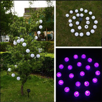 Wholesale Waterproof Solar Lanterns - 2017 5M Led solar string light Lantern Waterproof 20led Outdoor Garden street Decoration Holiday fairy light