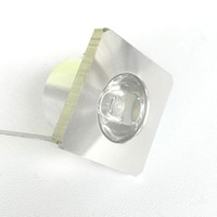 Wholesale White Thick Led - 3W mini square down light canbinet recessed light thick aluminium spot light