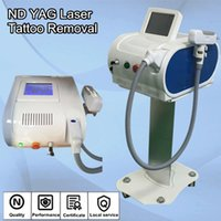 Wholesale Tattoos Face Best - Best match tattoo removal laser machines black doll treatment face wrinkles removal machines salon use machine