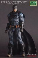 Wholesale Dark Night Action Figures - Crazy Toys Batman The Dark Night PVC Action Figure Collectible Model Toy 25cm