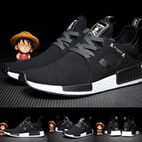 Wholesale Famous Babies - (With Original Box)Drop Shipping Cheap Famous Color BOOST NMD XR1 x Mastermind Japan Mens Baby, Kids Athletic Shoes Size 7-10