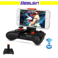 Wholesale 3d glasses pc games - MOCUTE Wireless Gamepad Bluetooth 3.0 Game Controller Joystick for Iphone and Android Phone Tablet PC Laptop and VR 3D Glasses