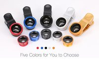 PL001 special effects eye - in Clip on Cell Phone Camera Special Effects Wide Macro Fish eye Lens For Iphone S S plus s plus Ipad Camera Lens