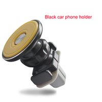 Wholesale Magnetic degrees Car Dashboard Mobile Mount Aroma Car Phone Holder Car Magnet for iphone S for Samsung S6 Edge HTC Blackberry