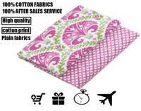 Wholesale Multi Colored Handbags - fabric vb Cotton Big pink flower fabrics, clothing, handbags, sheet custom-made cloth, professional wholesale and retail all kinds of fabric