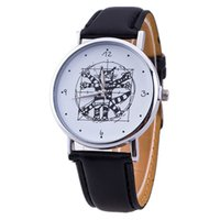 Wholesale Dress Tiger For Women - Hot Selling Leather Strap Tiger Watches Ladies Women Wristwatch Casual Luxury Quartz Watch for Men business Watch Dress Watch