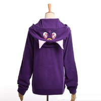 Wholesale sailor moon cosplay online - Kukucos Sailor Moon Luna Girls Harajuku Cosplay Costume Hoodie Sweater Outfit Sweatshirt Cosplay Costume Best Gift For Jung Stundent