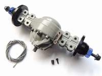 Wholesale Rear Differentials - JD-89 Rear Metal Axle With Differential Lock (rc truck) 1 14 tamiya rc car