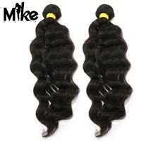 Wholesale 5a Remy Unprocessed Hair - 5A Grade Brazilian Body Wave Hair Weaves Remy Human Hair Extensions Malaysian Indian Peruvian Hair Bundles Unprocessed Virgin Hair Weft