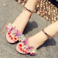 Wholesale Butterfly Beach Resort - Cinderella original diamond butterfly sandals handmade high heels with female crystal sandals aesthetic temperament resort beach