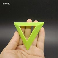 Wholesale tripod toy resale online - Simple Green Frame Related Magic Cube Holder Tripod Base Brain Teaser IQ Game Toy Teaching Prop