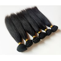 Wholesale Remy Weave Hair Retail - European virgin hair weft in stock Wholesale and retail 8-18inch Brazilian Indian remy Hair Soft and Smooth Mongolian human hair weaves